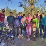 Sterling International Centennial Trail Volunteers