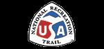 Spokane River Centennial Trail National Recreation Trail logo